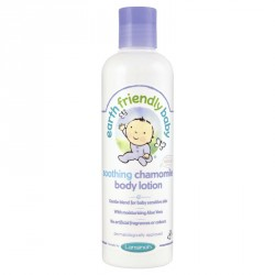 Body lotion fra Earth Friendly Baby - Kamille (250ml)