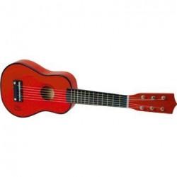 Børne Guitar Rød - Vilac