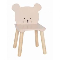 Børnestol Teddy fra Jabadabado