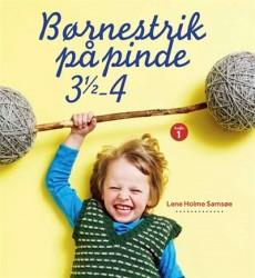 Børnestrik På Pinde 3,5-4 Af Lene Holme Samsøe