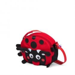 Børnetaske Lilly Ladybird skuldertaske til børn fra Affenzahn