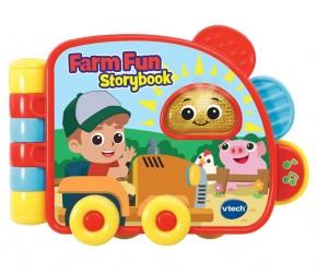Bog med lyd fra VTech - Farm Fun Storybook