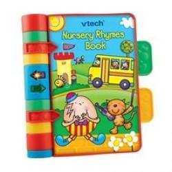Bog med lyd fra VTech - Nursery Rhymes Book