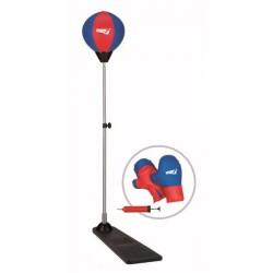 Boksebold 90-125cm + Boksehandsker
