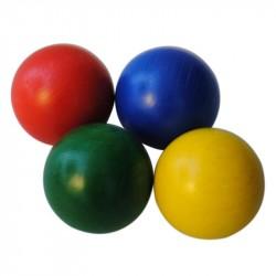 Bolde til NIC kuglebane (sæt med 4 farver)