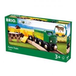 Bondegårdssæt - 33404 - BRIO Tog-tilbehør