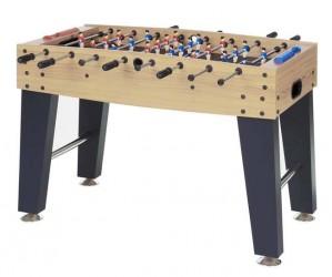 Bordfodbold bord F-3 med gennemgående stænger