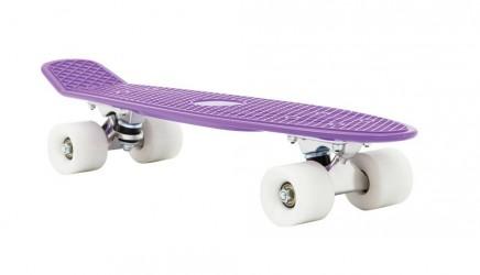 Bored Neon XT Skateboard - Lilla