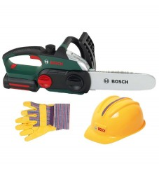 Bosch Mini Arbejdssæt - Legetøj - Gul/Mørkegrøn
