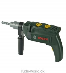 Bosch Mini Boremaskine - Legetøj - Mørkegrøn