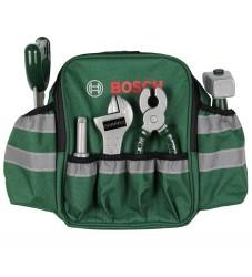 Bosch Mini Rygsæk m. Værktøj - Legetøj - Mørkegrøn