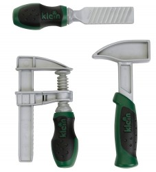 Bosch Mini Værktøjssæt - Legetøj - Grå/Grøn