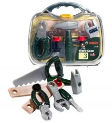 Bosch Mini Værktøjssæt - Legetøj - Mørkegrøn