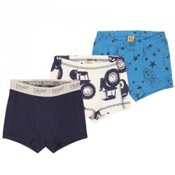 Boxershorts fra CeLaVi - Tractor and Rocket Mix (3 par)