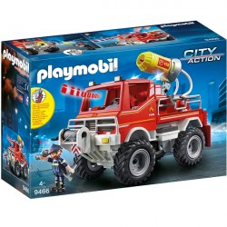 Brandbil - 9466 - PLAYMOBIL City Action