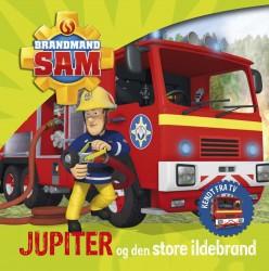 Brandmand Sam Jupiter og ildebranden