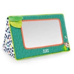 Bright Starts aktivitetsspejl - Sit & See Safari Mirror