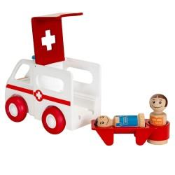 BRIO ambulance