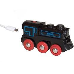 Brio genopladeligt lokomotiv