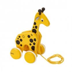 BRIO Pullalong Giraf Trækdyr