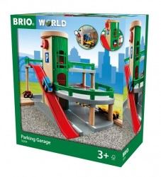 BRIO World - R&R Parkeringshus - 33204