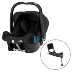 Britax Römer autostol - Baby Safe Plus SHR II - 0-13 kg
