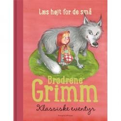 Brødrene Grimm Klassiske Eventyr med illustrationer