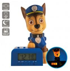BulbBotz Vækkeur - Paw Patrol, Chase