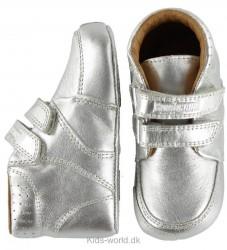 Bundgaard Prewalker - Sølv m. Velcro