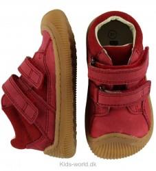 Bundgaard Prewalker - Walk Velcro - Rød