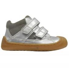 Bundgaard Prewalker - Walk Velcro - Sølv