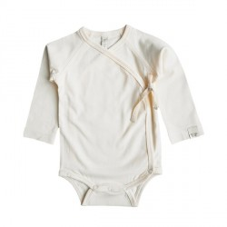 By Heritage Offwhite Wrap Body