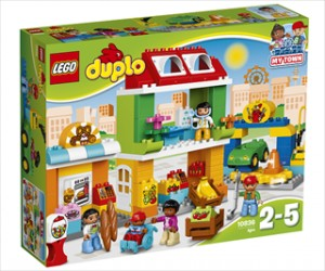 Bytorvet - 10836 - LEGO DUPLO