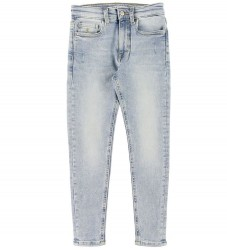 Calvin Klein Jeans - Tappered Luster - Lys Denim