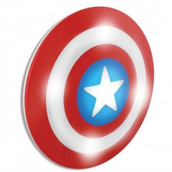 Captain America 3D Lampe
