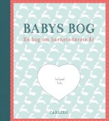 Carlsen Babys bog -En bog om barnets første år