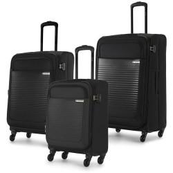 Carlton kuffertsæt - Cooper - Grå