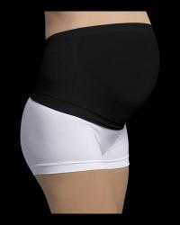 Carriwell Sømløs Graviditetsstøttebånd - Sort