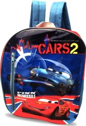 CARS 2 rygsæk med aktivitetetssæt