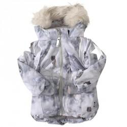 Cathy Fur Pony - MOLO 5W17M325 Jackets