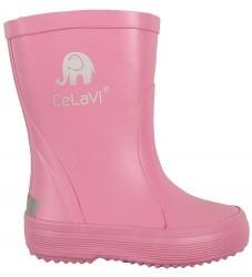 CelaVi Gummistøvler - Basic - Lys Pink