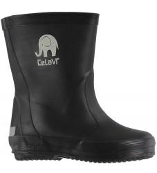 CelaVi Gummistøvler - Basic - Sort
