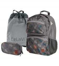 Fabriksnye Skoletasker til børn i alle aldre - Køb her TZ-12