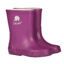 CeLaVi smalle gummistøvle, lilac