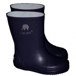 CeLaVi smalle gummistøvle, mørkeblå
