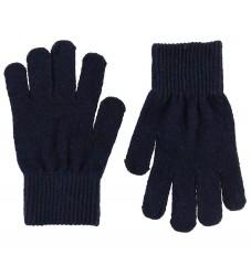 CelaVi Trylle handsker - Uld - Marineblå