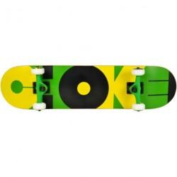 Choke Rasta Skateboard