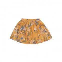 Christina Rohde Nederdel AW20 - Yellow Floral