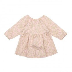 Christina Rohde Rose Gold 821 Baby Dress