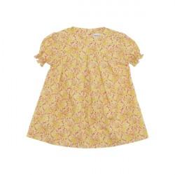 Christina Rohde Yellow Baby Dress